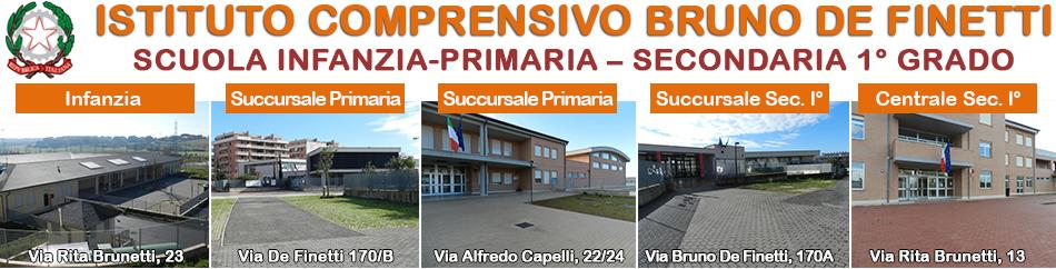 Istituto Comprensivo Bruno De Finetti